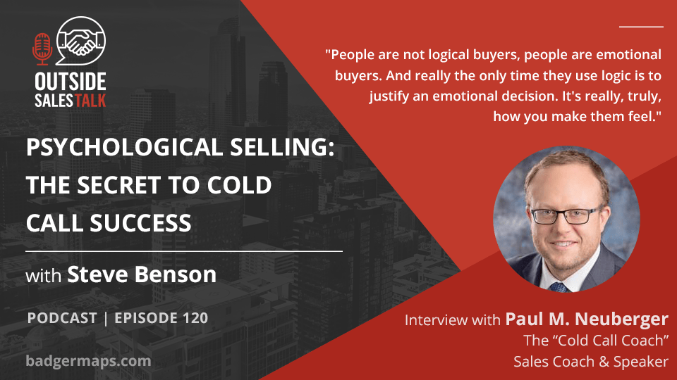 Outside Sales Talk podcast.